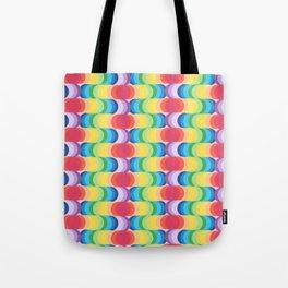 Rainbow Dragon Scales 2 Tote Bag
