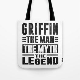 Griffin The Legend Tote Bag