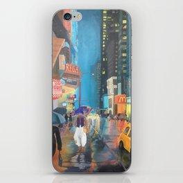 Agrabah, New York iPhone Skin