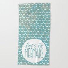 Mermaids Beach Towel