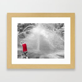 Summertime #2 Framed Art Print