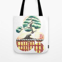 Bonsai City Tote Bag