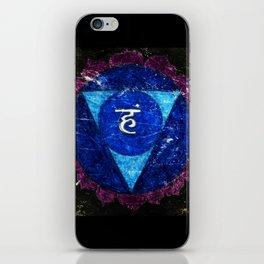 Vishuddha or Vishuddhi iPhone Skin