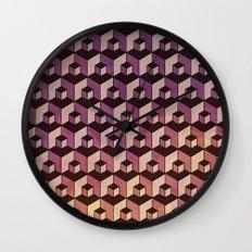 CU:BE Wall Clock