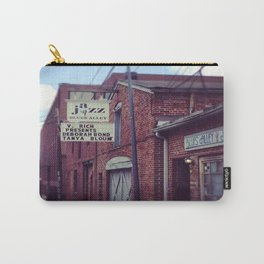 Blues Alley (Washington, DC) Carry-All Pouch