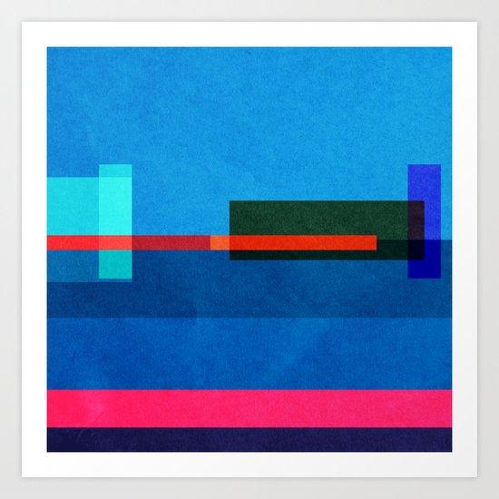 Baltimore 39.2833° N, 76.6167° W. 03 Art Print