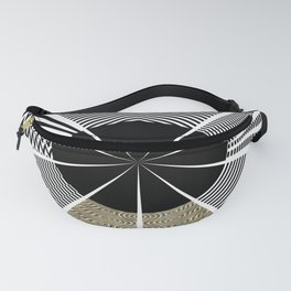 Pie of patterns Fanny Pack