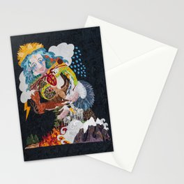 Earth Mother for Ventura Stationery Cards