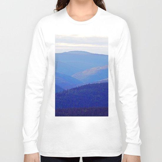 Rolling Hills of the Peninsula Long Sleeve T-shirt
