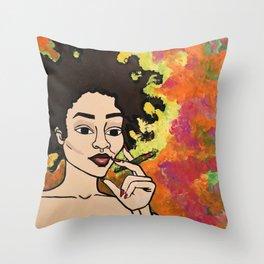 Amaya Throw Pillow
