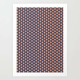 Geometric Pattern #010 Art Print