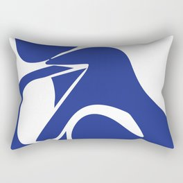 Henri Matisse - Le Chat Bleu (Blue Cat) Artwork - Prints, Posters, Tshirts, Bags, Mugs, Men, Rectangular Pillow