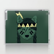 Green Skin Laptop & iPad Skin