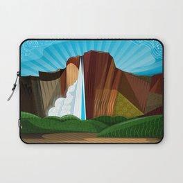 Salto Ángel - Siete Maravillas de Venezuela Laptop Sleeve
