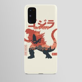 The King of Monsters vol.2 Android Case