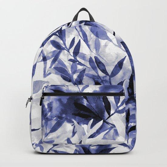 Changes Indigo Backpack