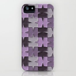 Geometrix 121 iPhone Case