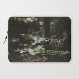 Forest Dark, Forest Deep Laptop Sleeve