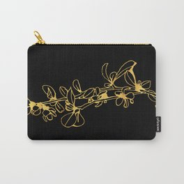 gold peach Carry-All Pouch
