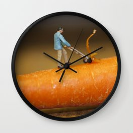 The Sous Chef Wall Clock