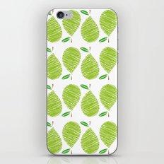 English Pear iPhone & iPod Skin