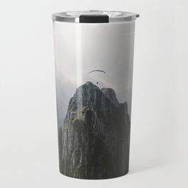 Flying Mountain Explorer - Landscape Photography Travel Mug