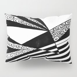Piercing Levels of Expectations Pillow Sham