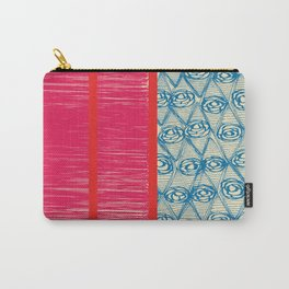 Body in Abstraction Carry-All Pouch