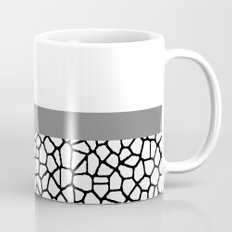 staklo (gray stripe) Mug