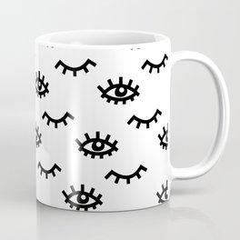 Eyelash Wishes Coffee Mug