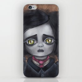 Young Poe iPhone Skin