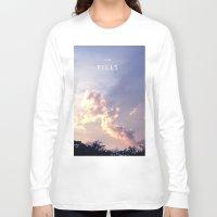 pills Long Sleeve T-shirts featuring PILLS by SuperPills