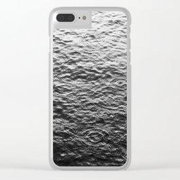 Nostalgic Clear iPhone Case