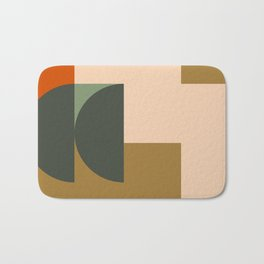 Contemporary Composition 31 Bath Mat