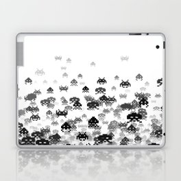Invaded III B&W Laptop & iPad Skin