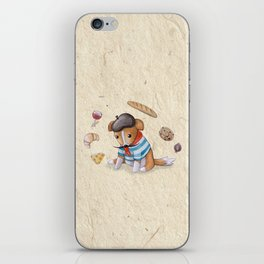 Chiot Tentaculaire iPhone Skin