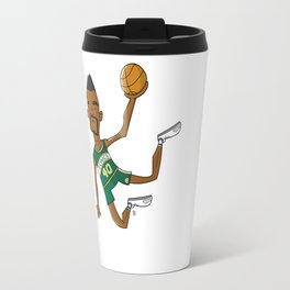 Shawn Kemp Travel Mug