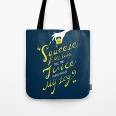 The Lemon Song Tote Bag