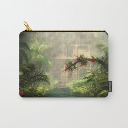 Lost City in the jungle Carry-All Pouch