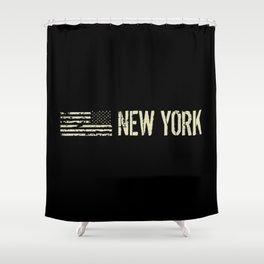 Black Flag: New York Shower Curtain