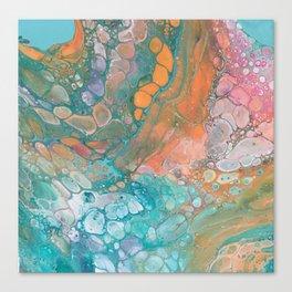 Sorbetto Canvas Print