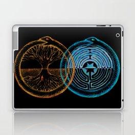 As Above so Below Laptop & iPad Skin