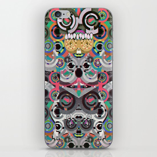 KiNG KoALA iPhone & iPod Skin