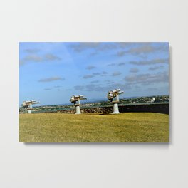 Fort Devonport Metal Print