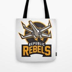 Republic Rebels Tote Bag