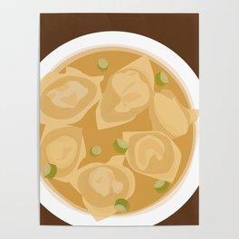 Wonton Soup Poster