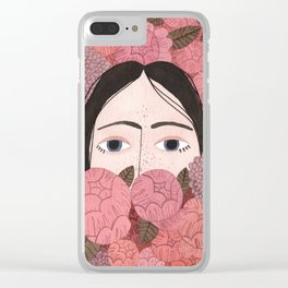 Irene Clear iPhone Case