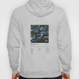 J. Cole - 2014 Forest Hills Drive - Album Art Hip Hop  Hoody