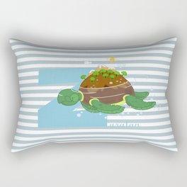 z for zaratan Rectangular Pillow