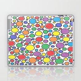 Colored Bubbles  Laptop & iPad Skin